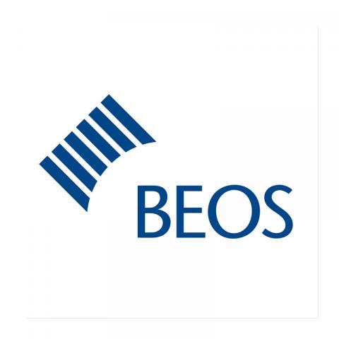 Logo der BEOS AG