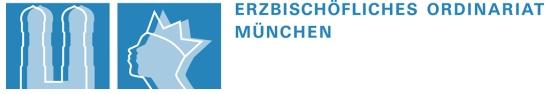 Logo des Erzbischöflichen Ordinariats München